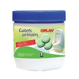 Galets urinoirs désodorisantes - 520g - 43 cubes