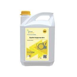Liquide rinçage machine pour eau dure - Bidon 5 L
