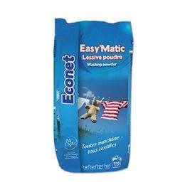 Lessive atomisée - Econet Easy'matic - 10 kg