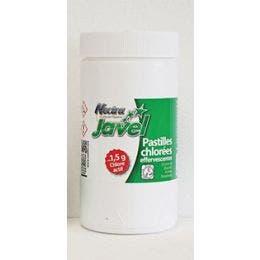 Pastille chlorée - 150 pastilles - effervescente