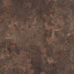 Plateau stratifié compact - 60 x 60 cm - Rostbraun