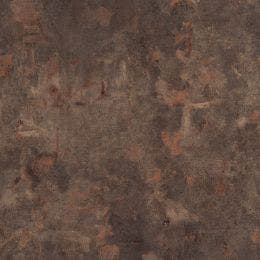 Plateau stratifié compact - 70 x 70 cm - Rostbraun