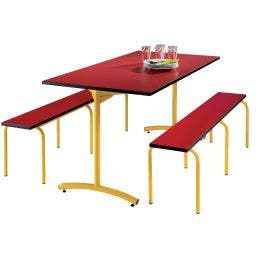 Table Karea - 160 x 80 mm - plateau S - M - L
