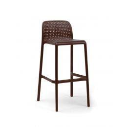 Tabouret Lido - Café - 49 x 51 x 97