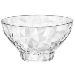 Coupe à glace - gamme Diamond - verre transparent - 22,5 cl