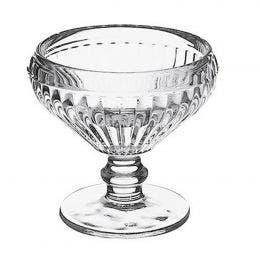 Coupe à glace Canaries - verre transparent - 13 cl