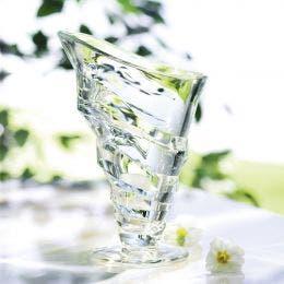 Coupe à glace Circée - verre transparent - 27 cl