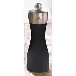 Moulin à sel Fidji - noir - 15 cm