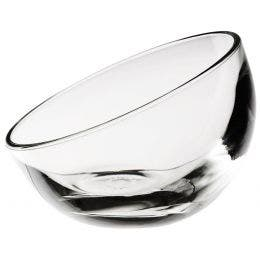 Coupe à glace Bubble - verre transparent - 13 cl