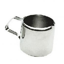 Pot droit en inox de 1,3L