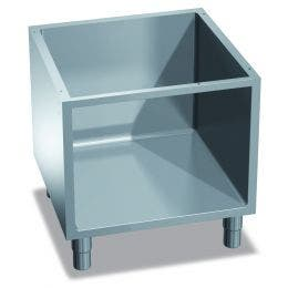 Support neutre - acier inox - 560 x 600 x 600 mm