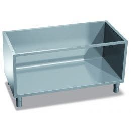 Support neutre - acier inox  - 560 x 900 x 600 mm
