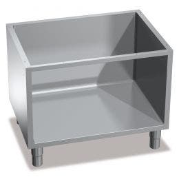 Support neutre - acier inox - 560 x 800 x 630 mm