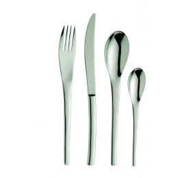Couteau de table monobloc - gamme Golf - inox 18%