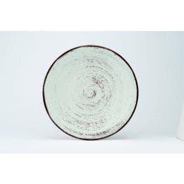 Assiette plate gamme Emulsion de 270 mm