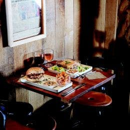 Assiette creuse carrée gamme Mekkano de 240x240 mm