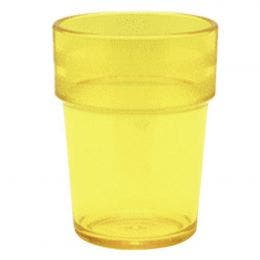 Gobelet jaune 16 cl Copolyester