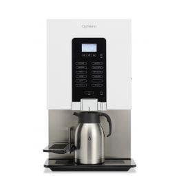 Distributeur blanc 1 bac/1 mélangeur- pour tasses/thermos