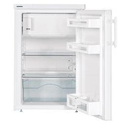 Réfrigérateur table top (128L) - acier - 501 x 620 x 850 mm