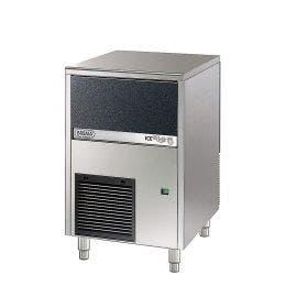 Machine à glaçons creux - 47kg/24h - condenseur à eau
