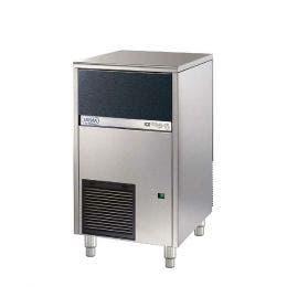 Machine à glaçons creux - condenseur eau - 46kg/24h