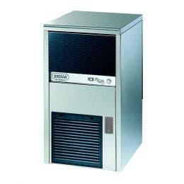 Machine à glaçons pleins - 29kg/24h - 390x460x690 mm