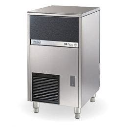 Machine à glaçons pleins -  21°C air / 15°C eau 48kg/24h - Air