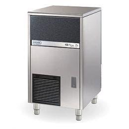 Machine à glaçons pleins - 10°C air / 7°C eau 54kg/24h - eau