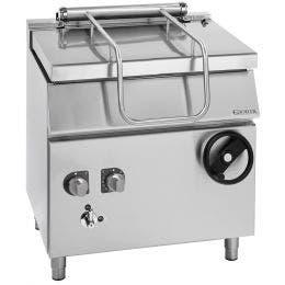 Sauteuse basculante électrique acier - 50 L