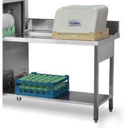 Table lisse pour lave vaisselle