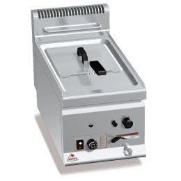 Frieteuse gaz 8 litres - 600 x 300 x 290 - 6,6 kw