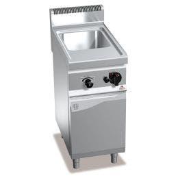 Cuiseur à pate gaz - 30 litres - 700 x 400 x 900 - 10 kw