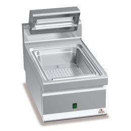 Chauffe-frites à poser - 700 x 400 x 290 mm