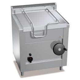 Sauteuse gaz 60 litres - 700 x 800 x 900mm - 14,5 kw