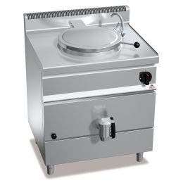 Marmite gaz 55 litres directe - 15,5 kw - 700 x 800 x 900 mm