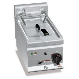 Friteuse 10L a poser - inox AISI 304 - 600 x 300 x 290 mm