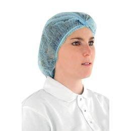 Charlotte clip polypropylène bleu