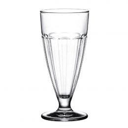 Coupe à glace Rock bar en verre transparent - 38 cl