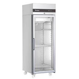 Armoire vitrée froide GN2/1 - 654L - 720x905x2095mm