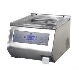 Machine sous-vide à poser - 8m3/h avec imprimante