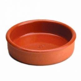 Ramequin en céramique et émaillé à l'intérieur - ø 123,5x30 mm