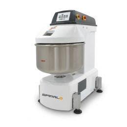 Pétrin à spirale 60T capacité 60kg de pâte coulage jusqu'à 20l