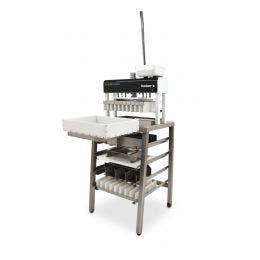 Diviseuse formeuse manuelle Manotrad - Capacité 5/6kg