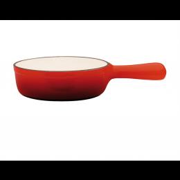 Caquelon à fondue - Fonte - Ø 18 cm
