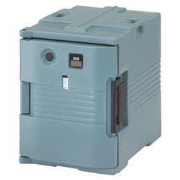 Conteneur isotherme électrique 4GN1 bleu ardoise - 670x460x630mm