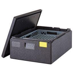 Conteneur isothermeCar GoBoc noir - 490x690x270mm