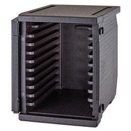 Conteneur isothermeCar GoBoc noir - 540x770x687mm