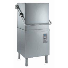 Lave-vaisselle à capot - cuve 3 kw - surchauffeur 12 kw