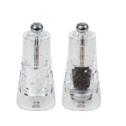 Duo Moulin sel & poivre de la gamme Artic - hauteur 110mm