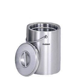 Conteneur isotherme - 6L - inox - sans robinet